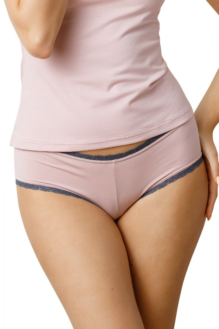 Komplet do spania Ensimi Pink Lace